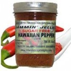 No Sugar Added Hawaiian Sweet Pepper Jelly