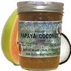 Papaya Coconut Jam