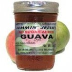 No Sugar Added Guava Jam